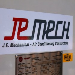 J E Mechanical air conditioning